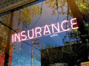 insurance company sign