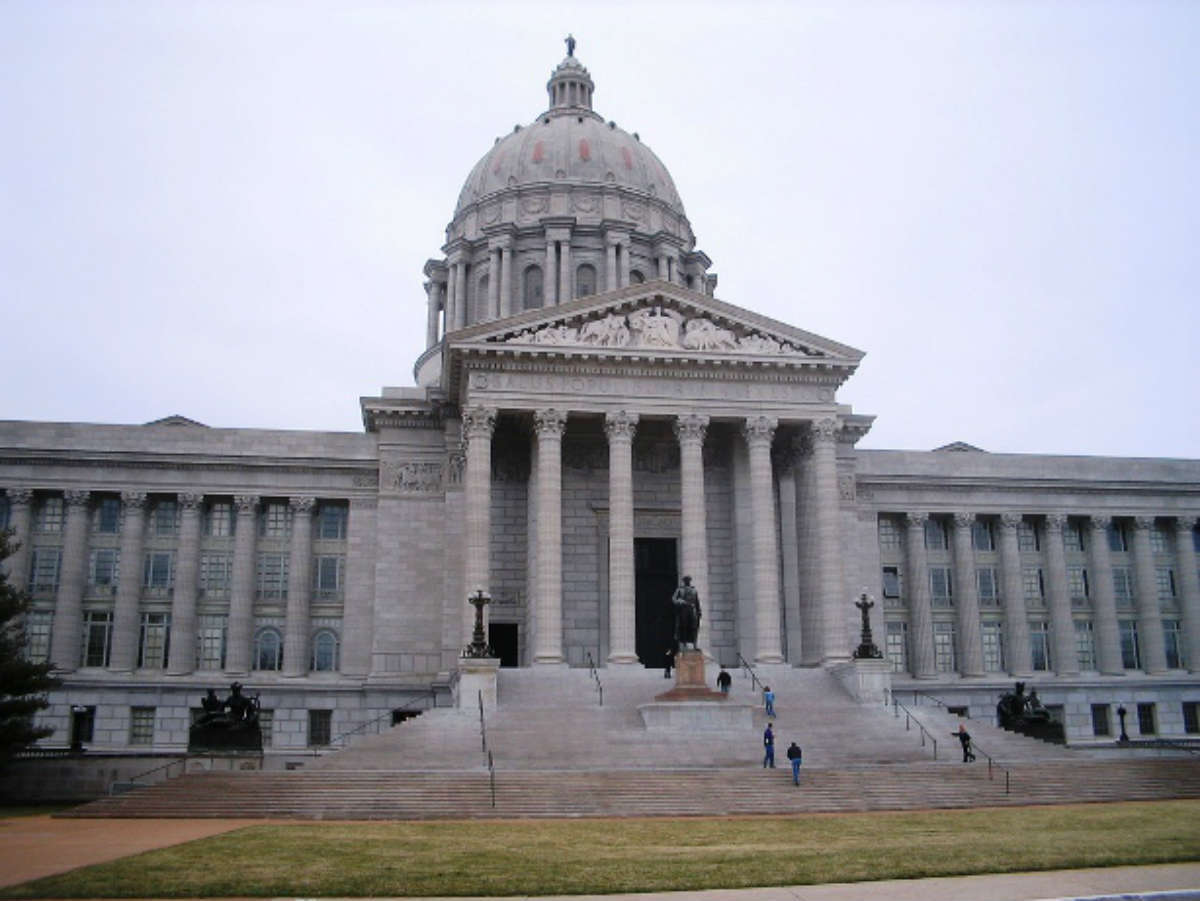 missouri workers compensation laws