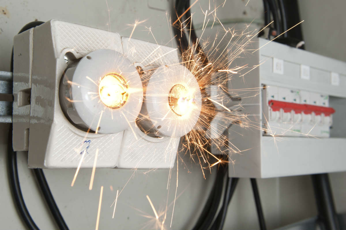 Work-Related Electrical Accidents on