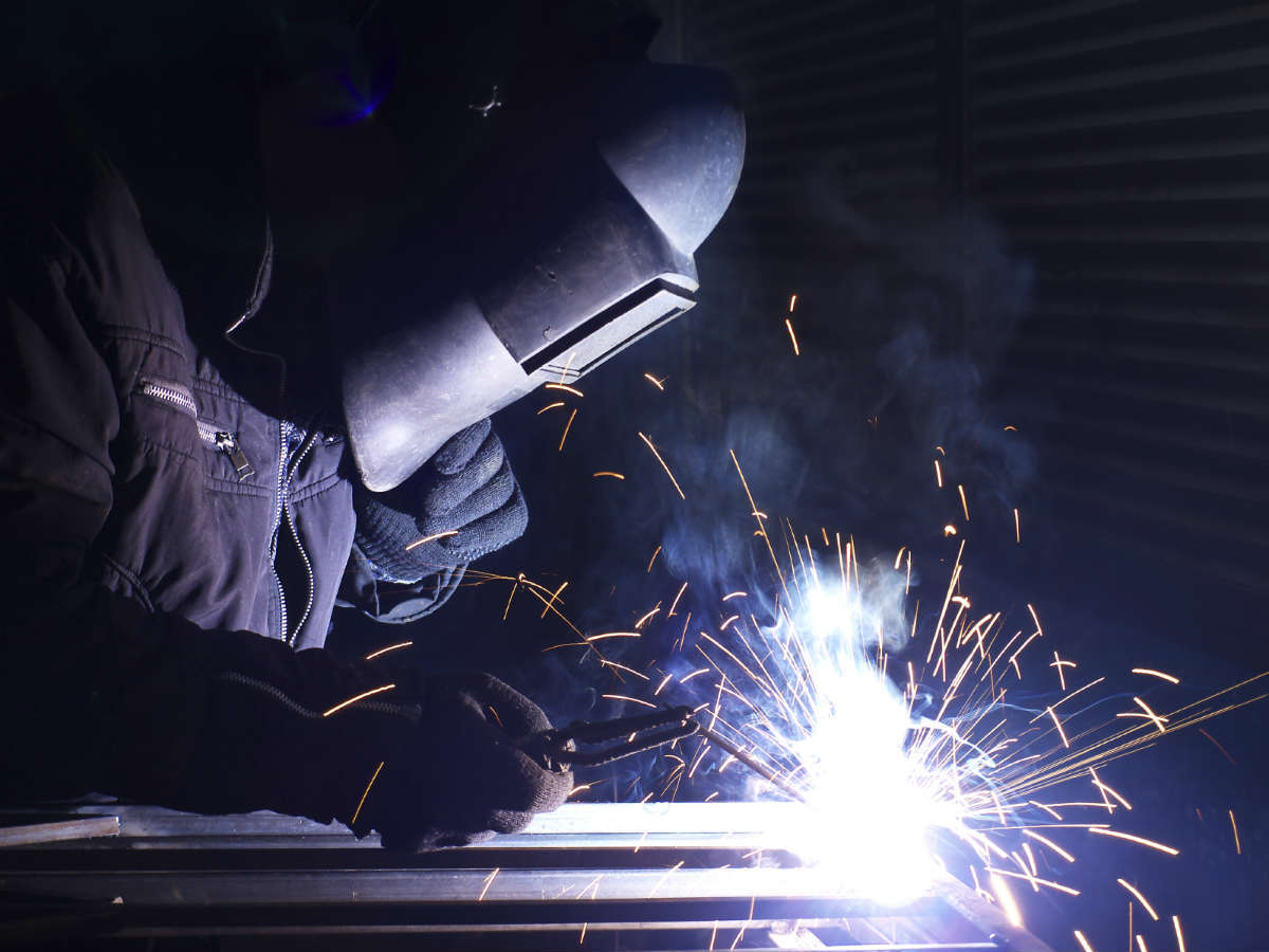 welding injury workers compensation