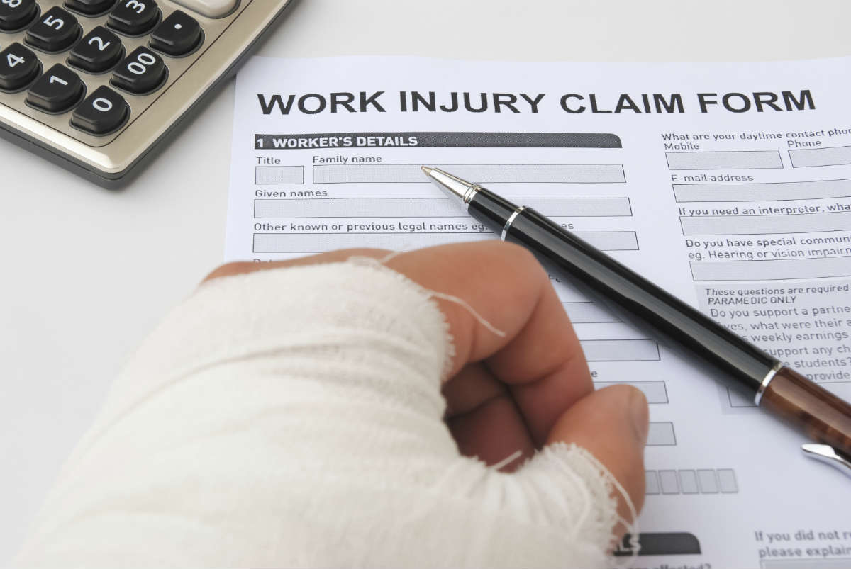 work injury claim lawyer Missouri
