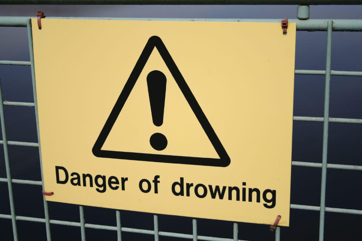 st louis workplace injury drowning