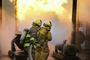 St. Louis firefighters