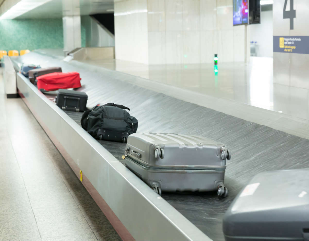 workers compensation for baggage handler