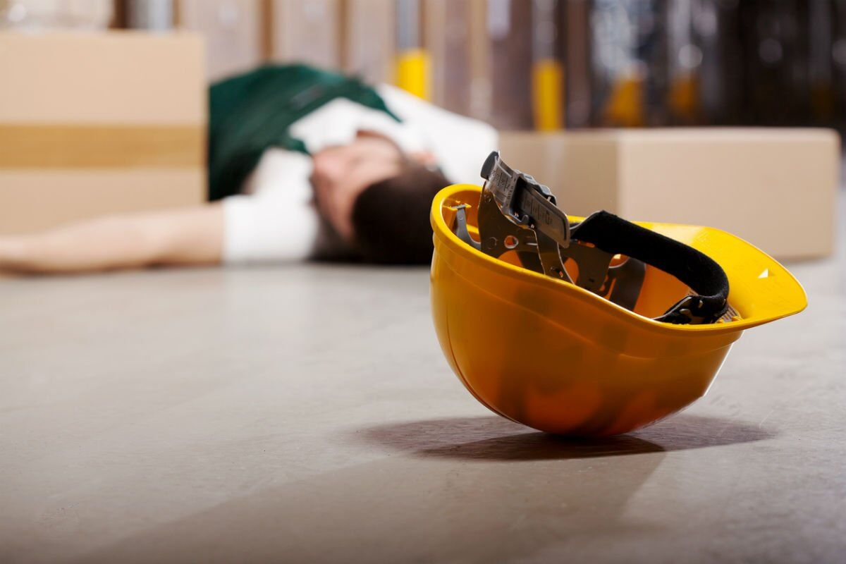 Missouri worker with blunt trauma injury