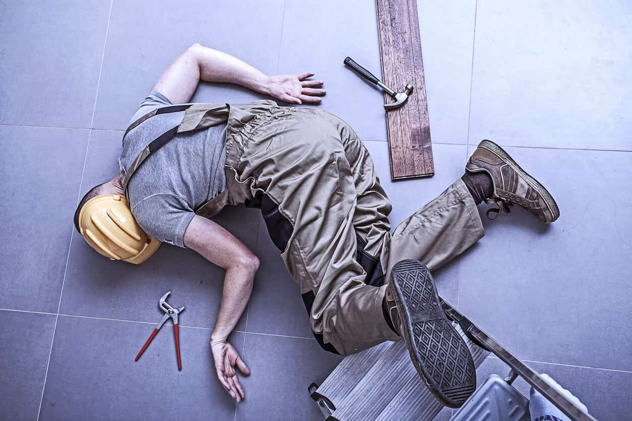 4 Most Common Construction Accident Fatalities