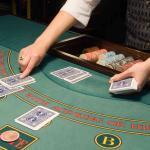 Injured casino worker