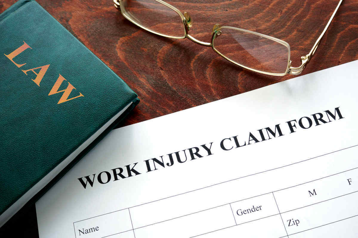 personal injury and work comp