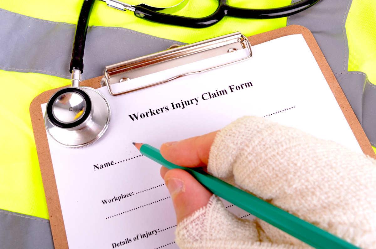 Work comp claim st louis