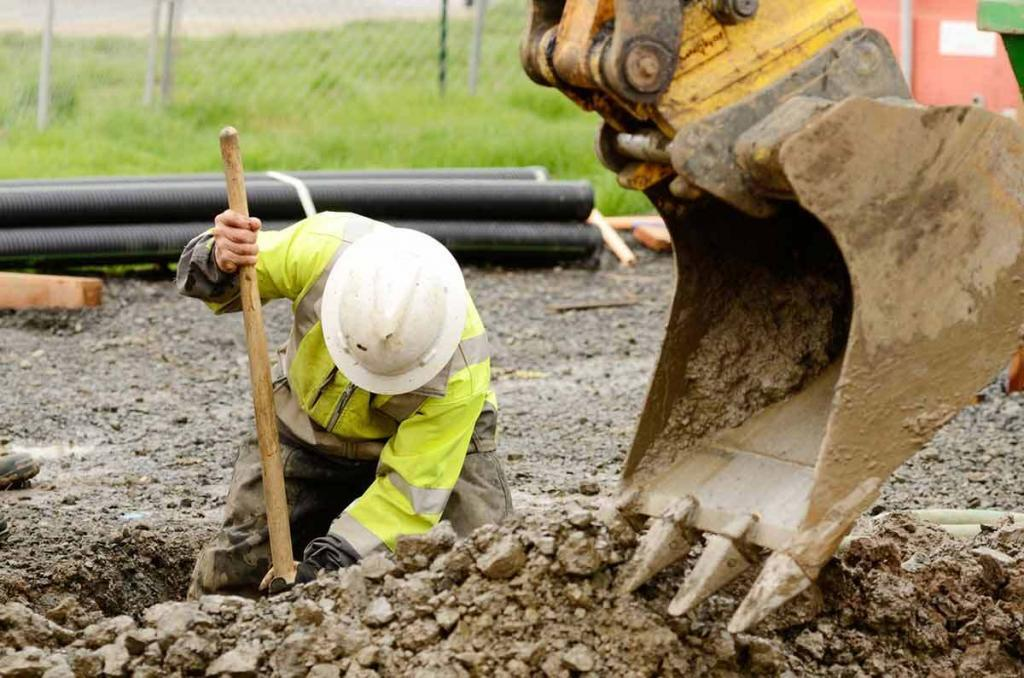 Trench Accident Lawyer St. Louis