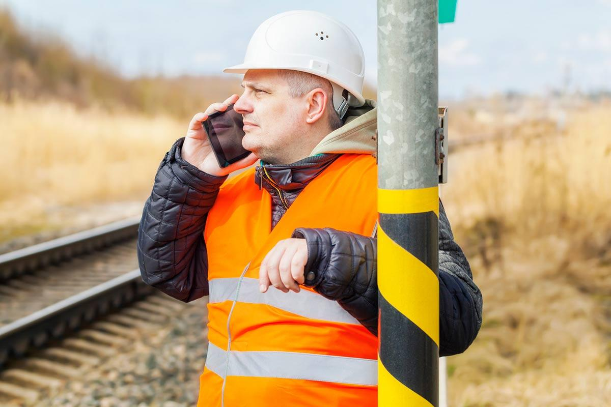 Railroad Employee Injury Lawyer