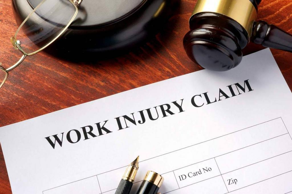 Filing Work Injury Claim