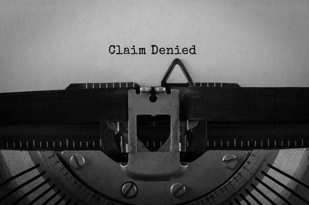 workers compensation claim denied