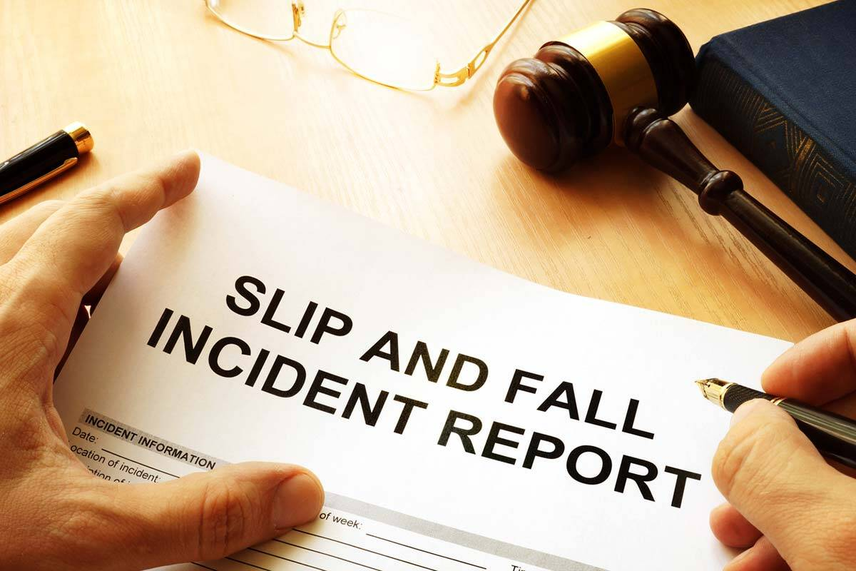 Slip and Fall Lawyer St. Louis