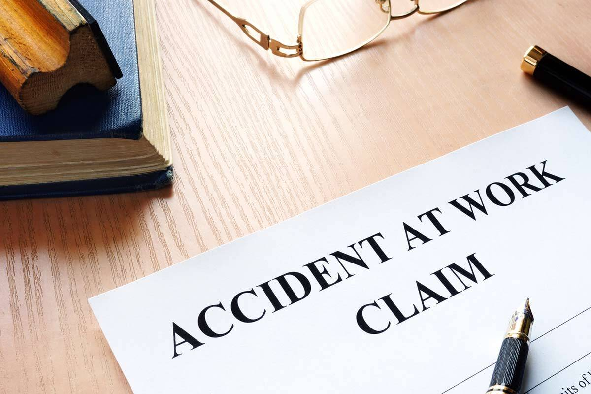 st. louis work accident claim