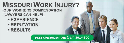 St  Louis Work Injury Lawyer & Personal Injury Attorney Case Results