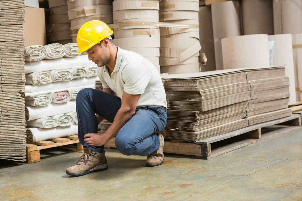 5 things to do after a work injury
