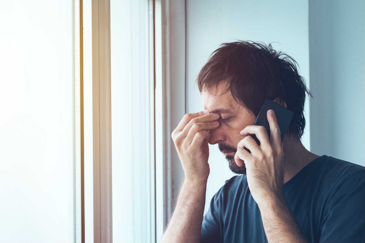 workers comp investigator phone call