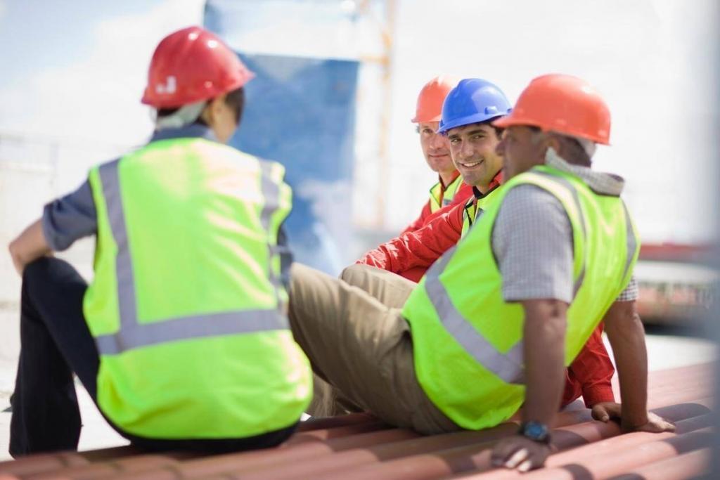 st. louis workers on break