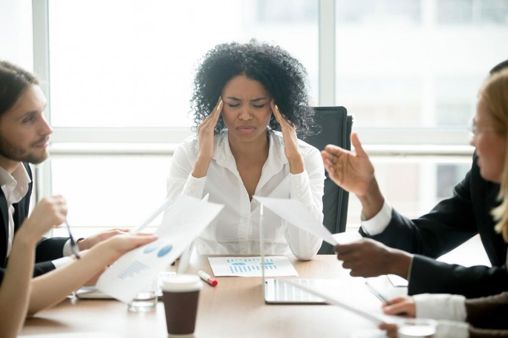 Work Comp Benefits for Stress