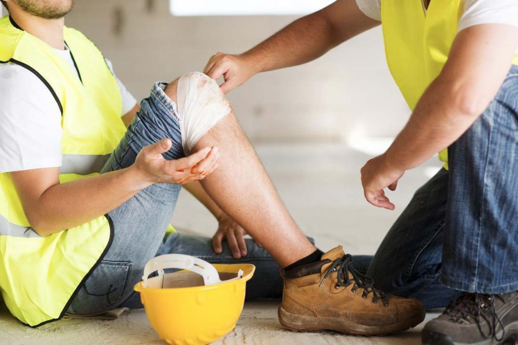 preventable work accident