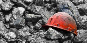 Coal miner helmet