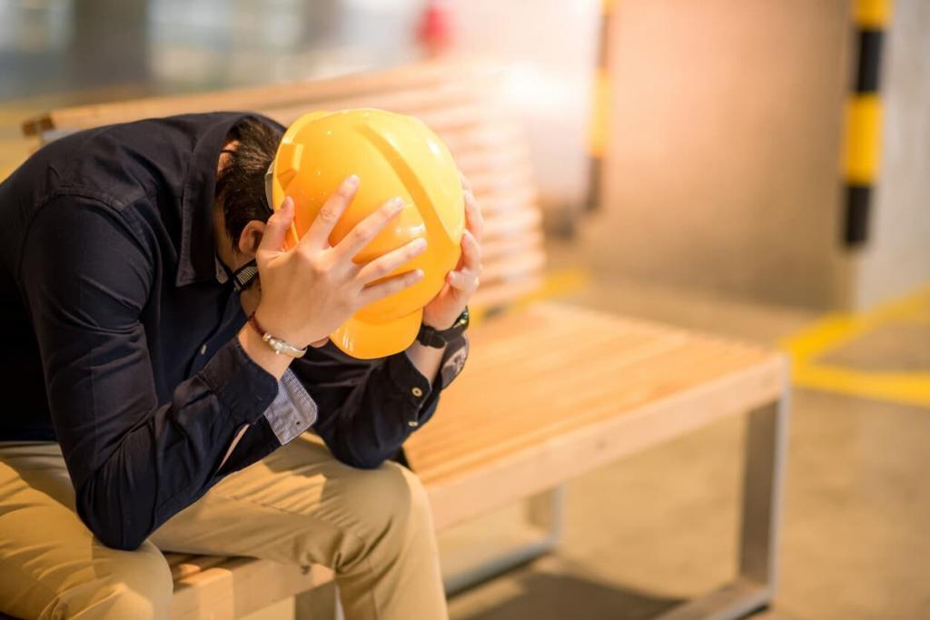 Psychological injury at work