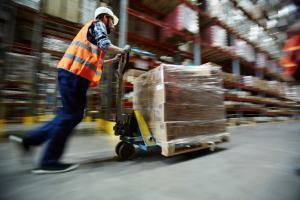 st. louis temporary worker in warehouse