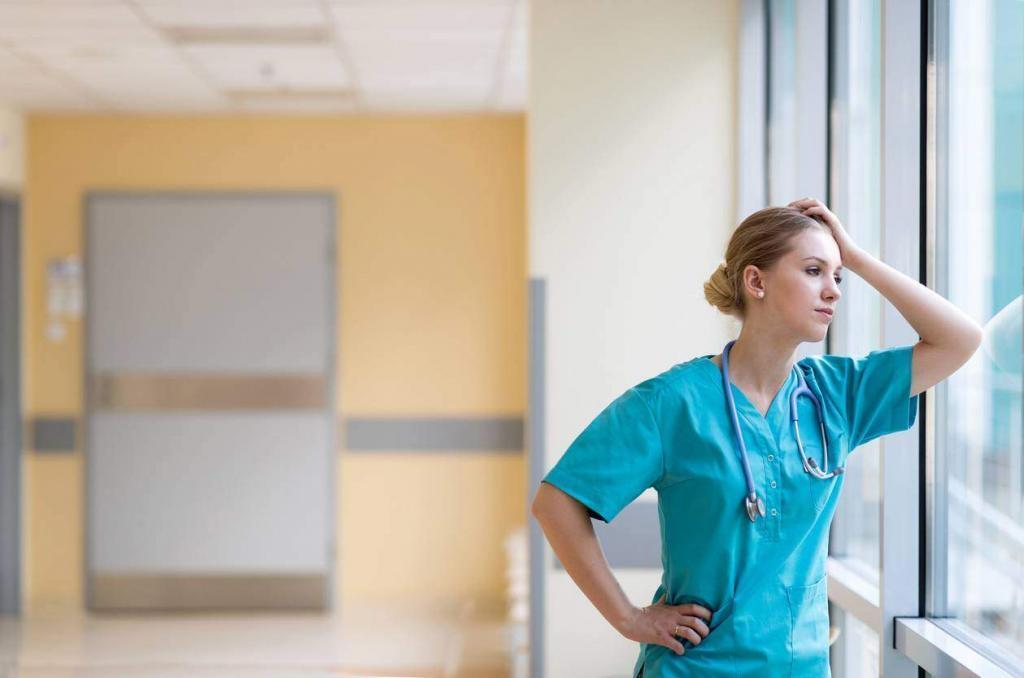 St. Louis nurse