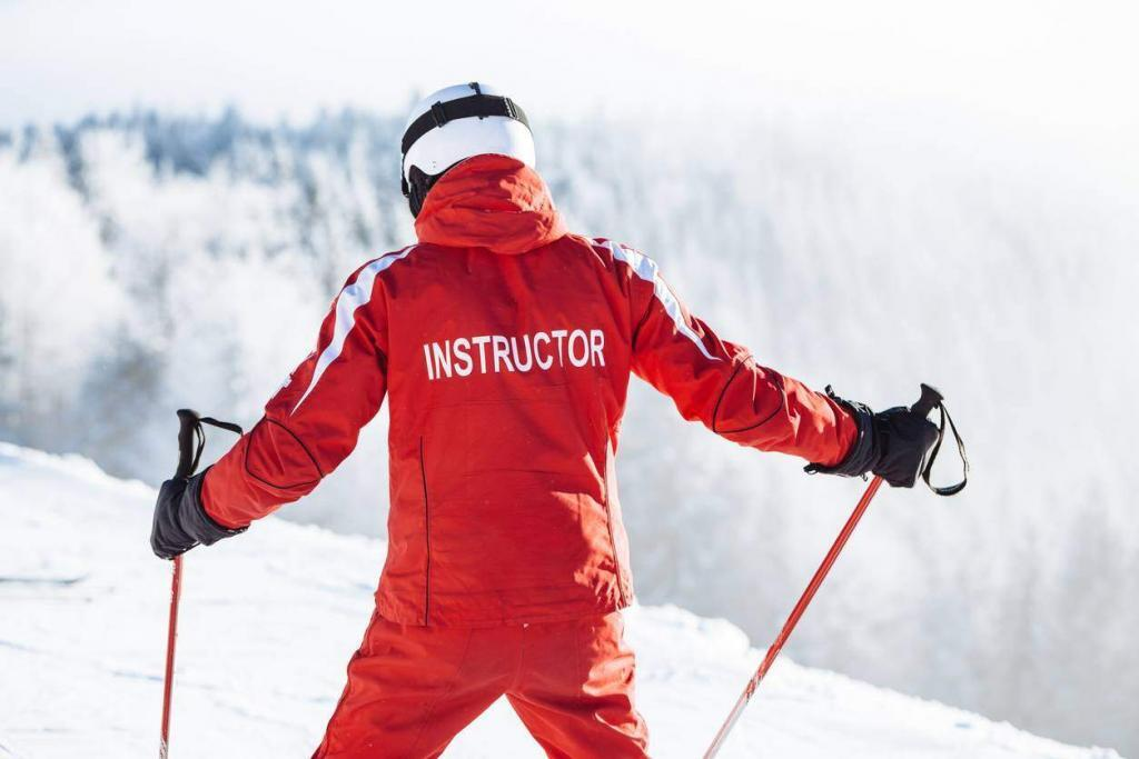 skii instructor