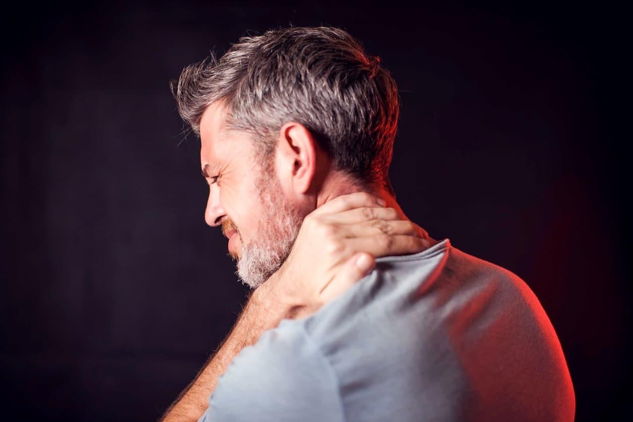 work injury neck injury