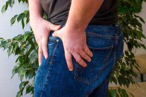pain in the hip