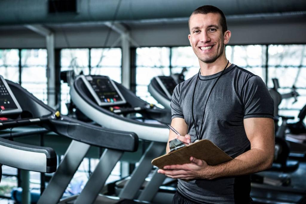 st. louis personal trainer injured on the job